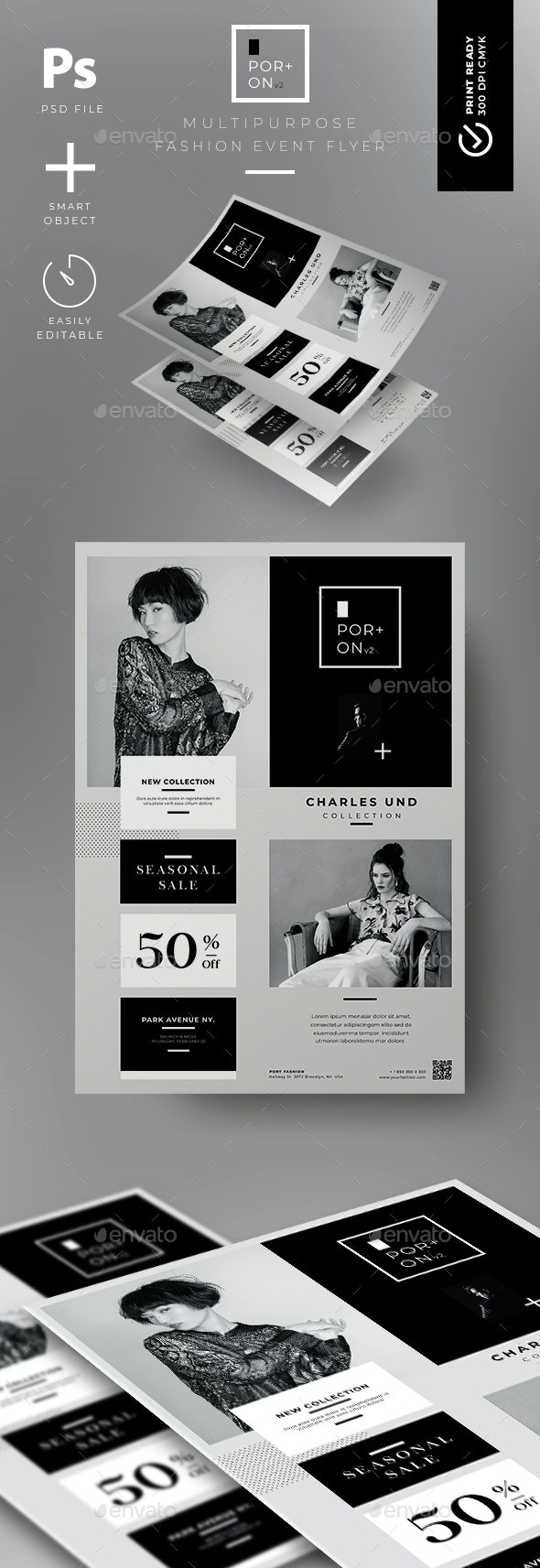 Fashion Flyer - Commerce Flyers