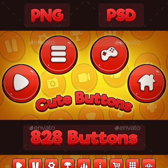 Button GUI Kit