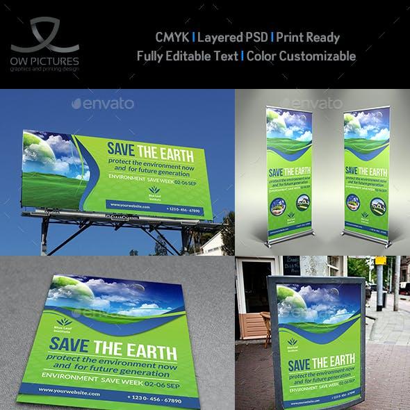 Environment  ECO Advertising Bundle