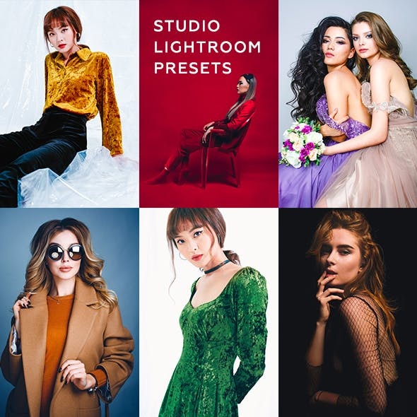 Studio Lightroom Presets