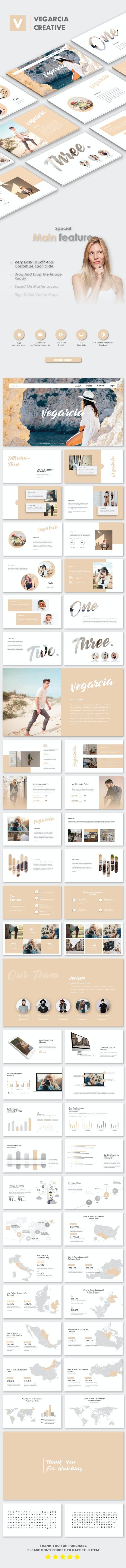 Vegarcia Creative PowerPoint Templates - Creative PowerPoint Templates