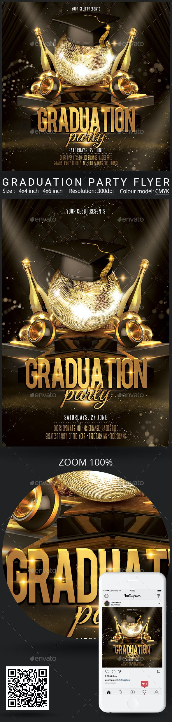Graduation - Clubs & Parties Events
