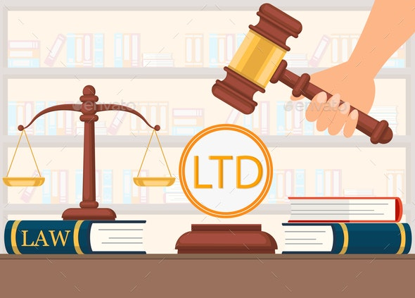 Flat Vector Legal Support Before Making Decision - Miscellaneous Conceptual