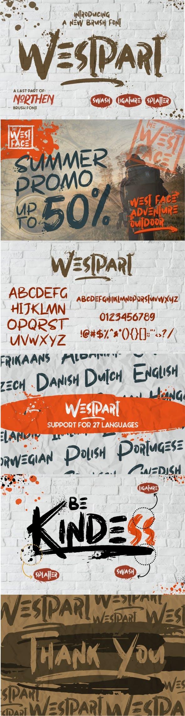 27 Best Graffiti Fonts