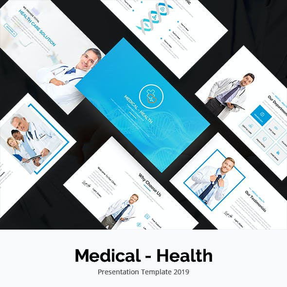 Medical-Health Powerpoint Template 2019