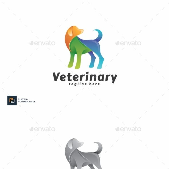 Veterinary - Logo Template