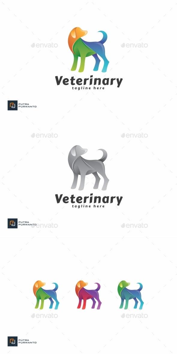 Veterinary - Logo Template - Animals Logo Templates
