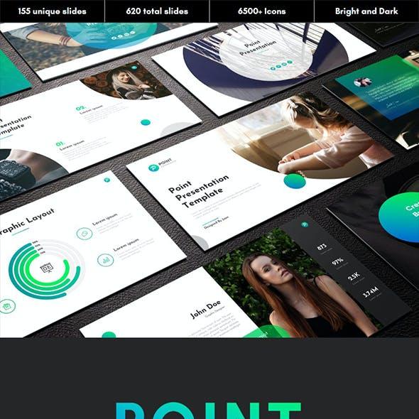 Point Multipurpose Google Slides Template