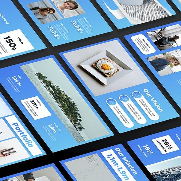 Pitch Deck Google Slide