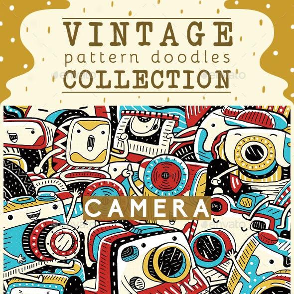 Vintage Pattern Doodles Collection