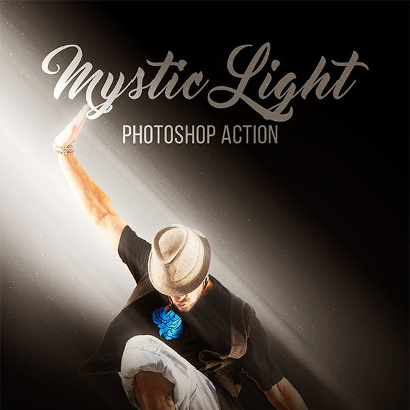 Mystic Light Photoshop Action