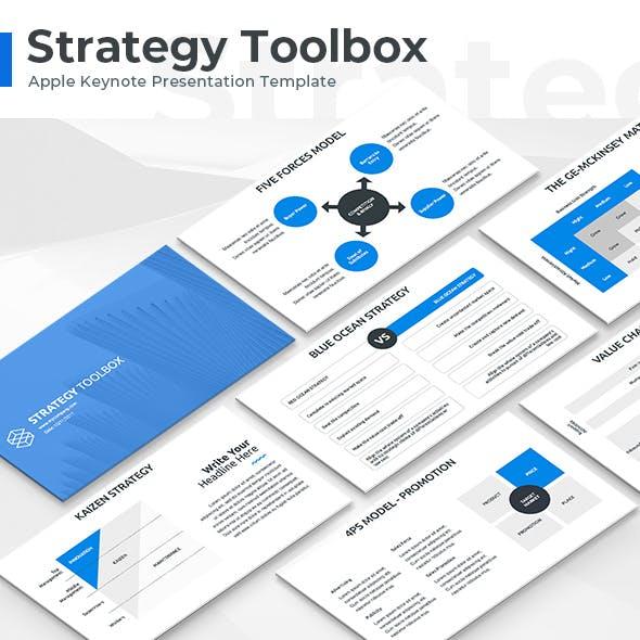 Strategy Toolbox Keynote Template