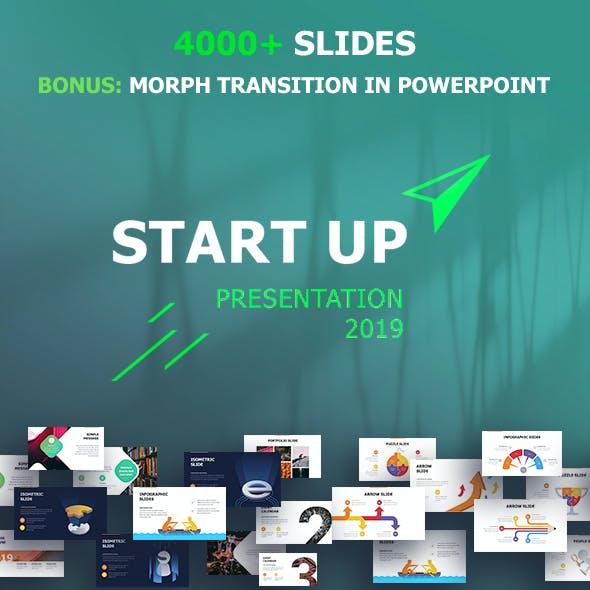 Start Up Google Slides