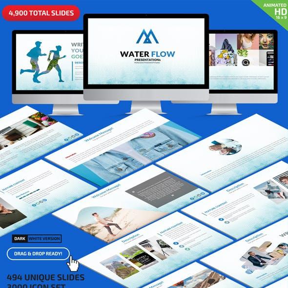 Water Flow Keynote Presentation