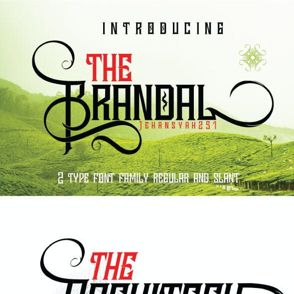 THE BRANDAL