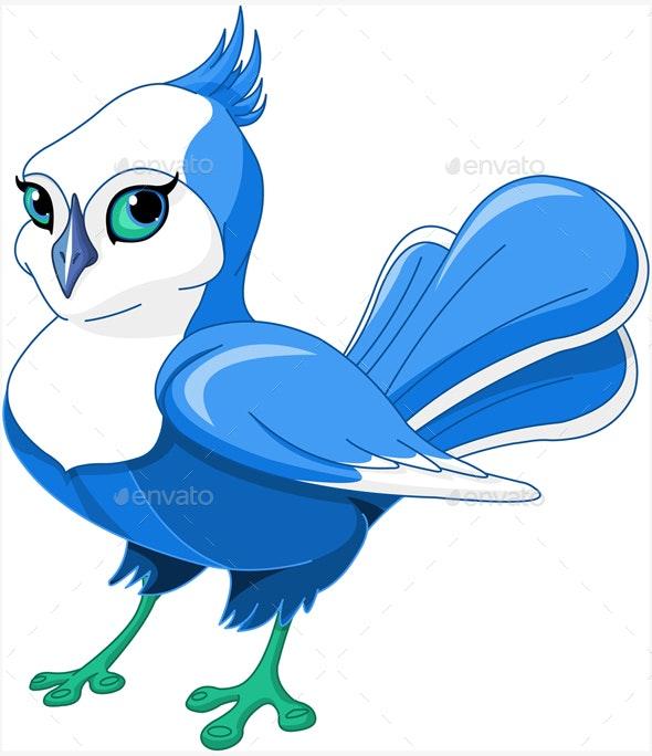 Bluebird - Animals Characters