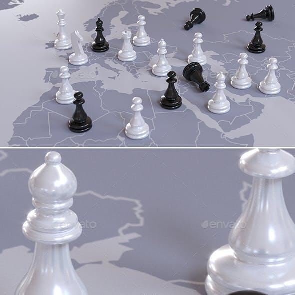 Global Geopolitical Games