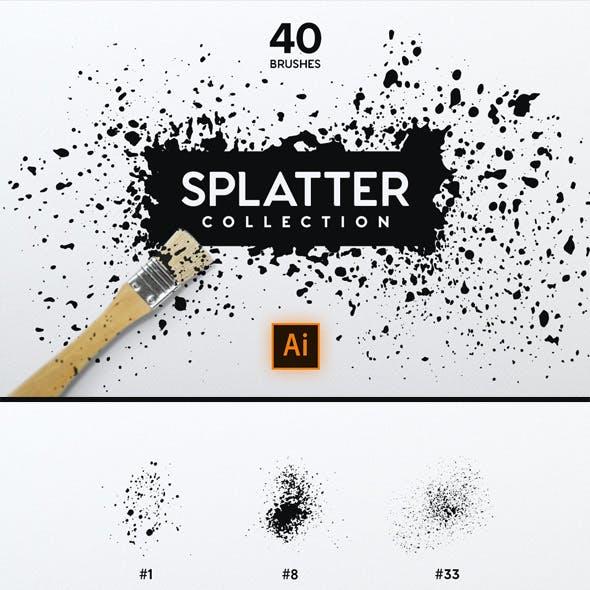 Splatter Collection