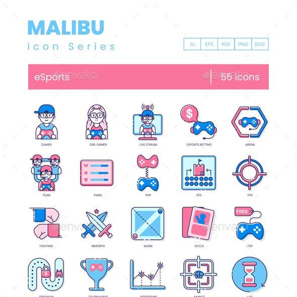 Esports Icons - Malibu Series