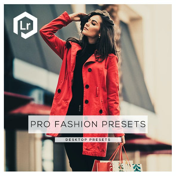 35 Pro Fashion Presets