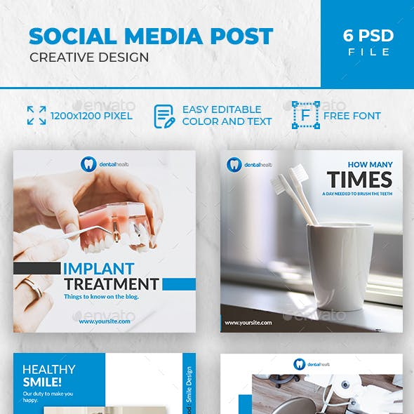 Instagram Social Media Pack