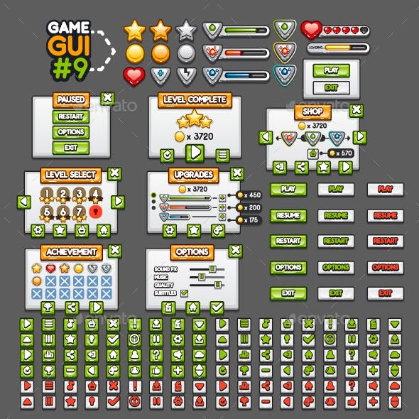 Game GUI #9