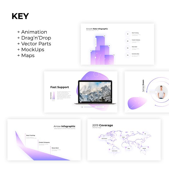 Keynote Template - Design Project