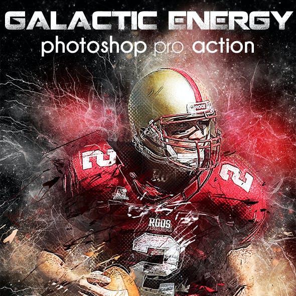 Galactic Energy Pro Action