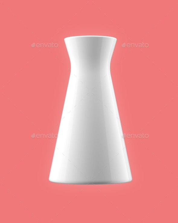 Vase Mockup 3D Render - Objects 3D Renders