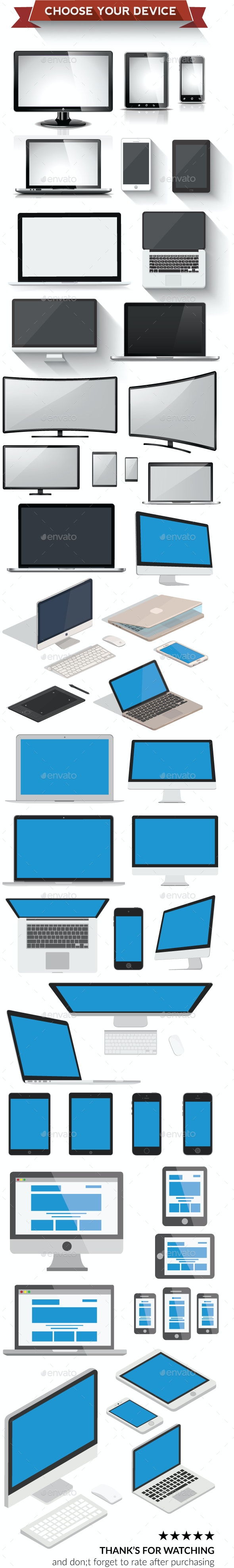 LCD Display and Vector Computer Pack - Computers Technology
