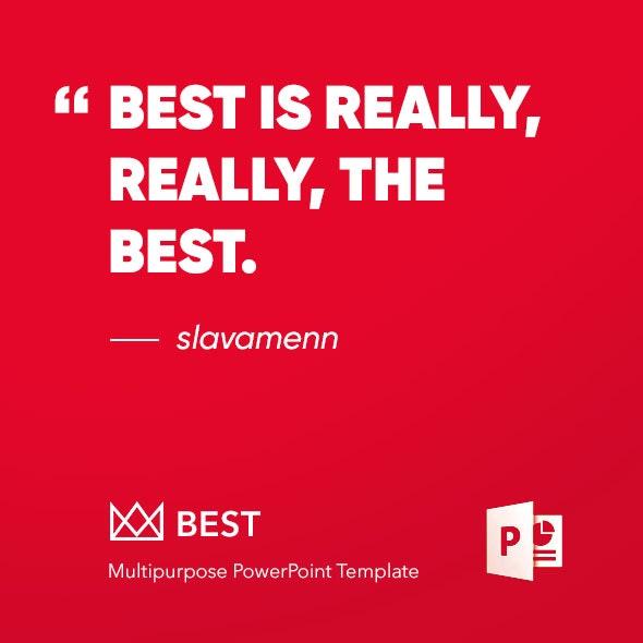 Business PowerPoint Presentation Template - Business PowerPoint Templates