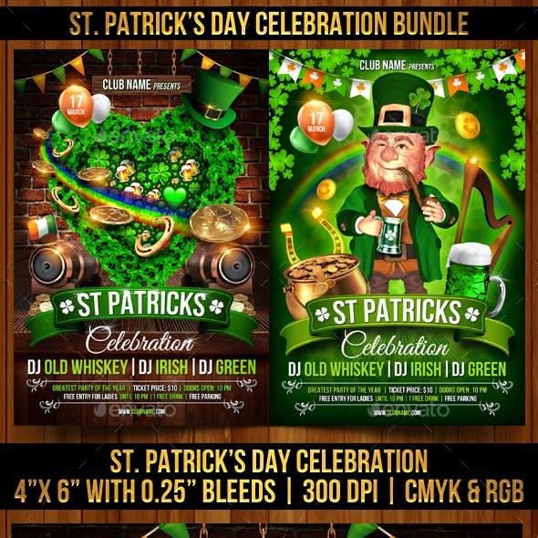 St. Patrick's Day Celebration Bundle