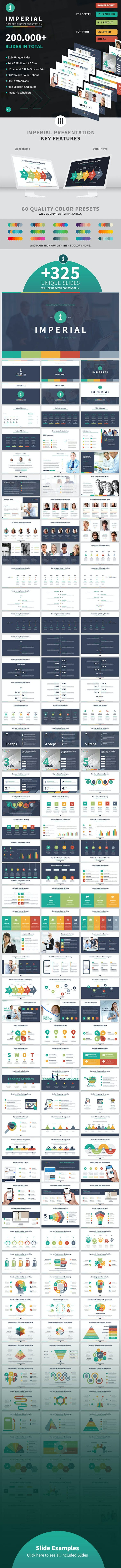 Imperial - Multipurpose PowerPoint Template