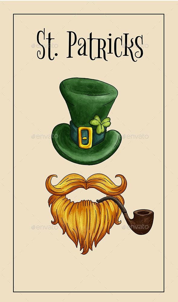 St. Patricks Design - Miscellaneous Seasons/Holidays