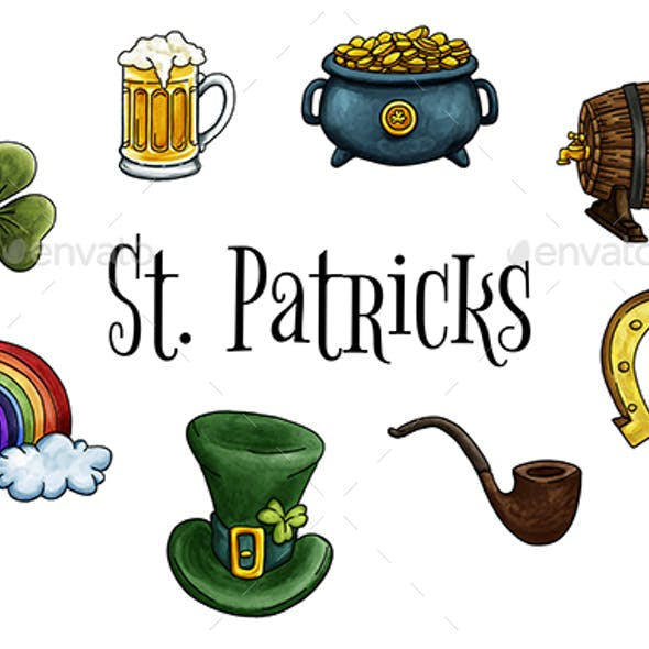 St. Patricks Elements