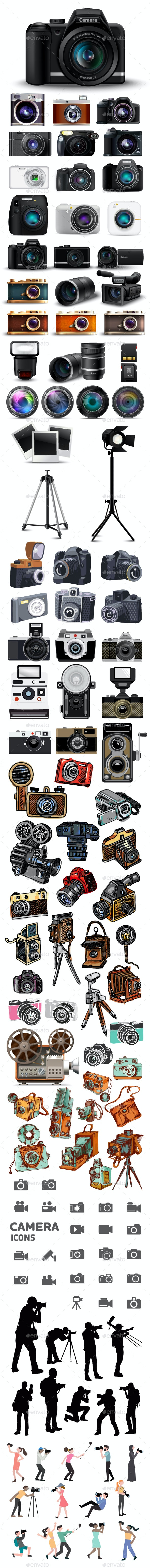Camera and Lens Pack - Media Technology