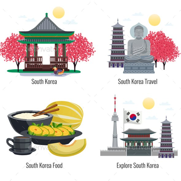 South Korea Design Concept
