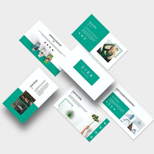 Eira - Creative Powerpoint Template
