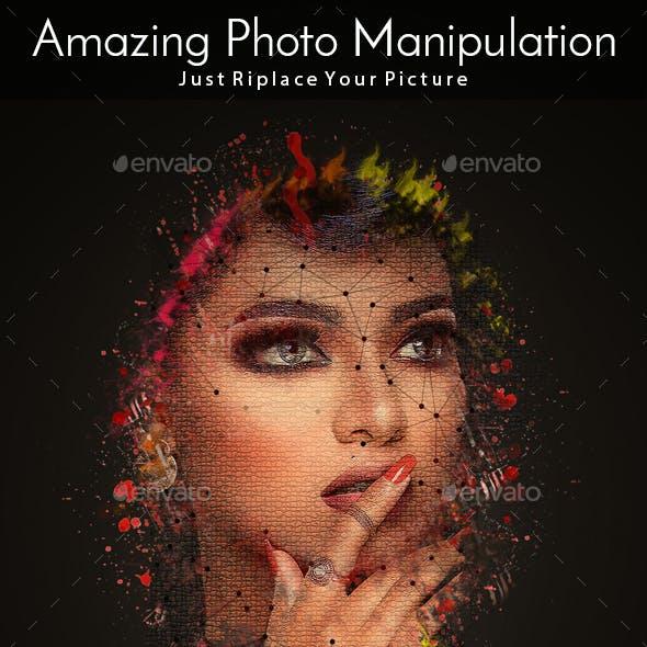 Amazing Photo Manipulation