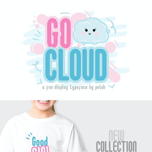 Go Cloud Font