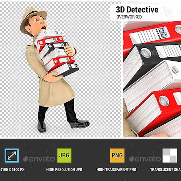 3D Detective Overworked