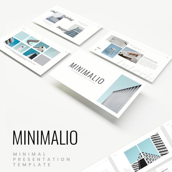 Minimalio Powerpoint Template