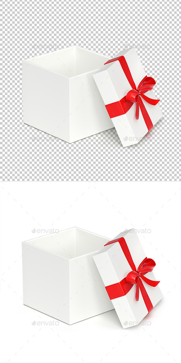 Gift Box - Objects 3D Renders
