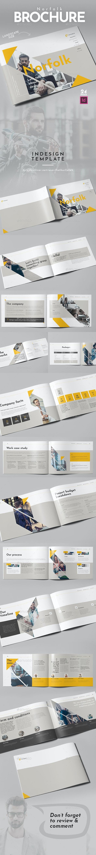 Norfolk Brochure - Landscape - Corporate Brochures