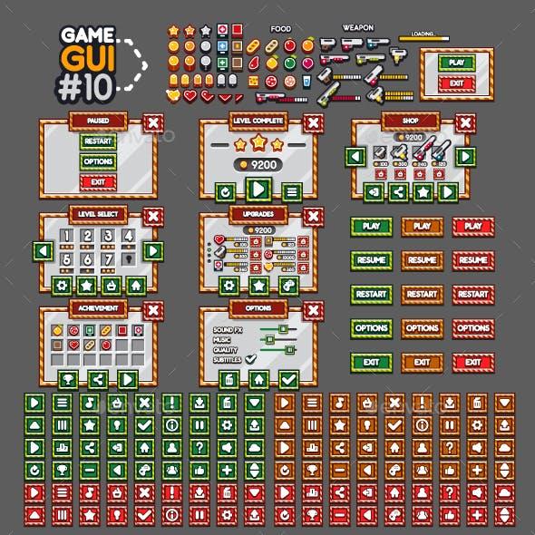 Game GUI #10
