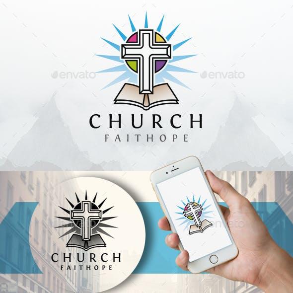 Modern Church Bible Logo