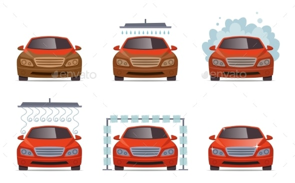 Car Wash - Services Commercial / Shopping