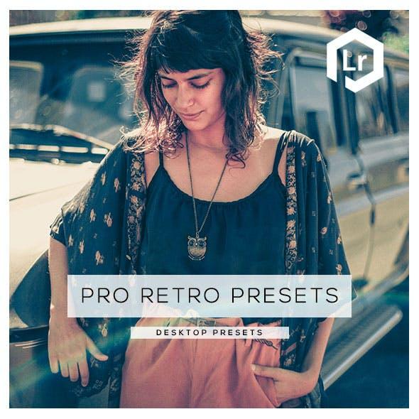 32 Pro Retro Presets