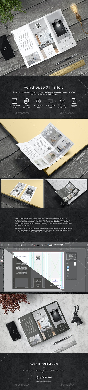 Penthouse XT Trifold - Informational Brochures