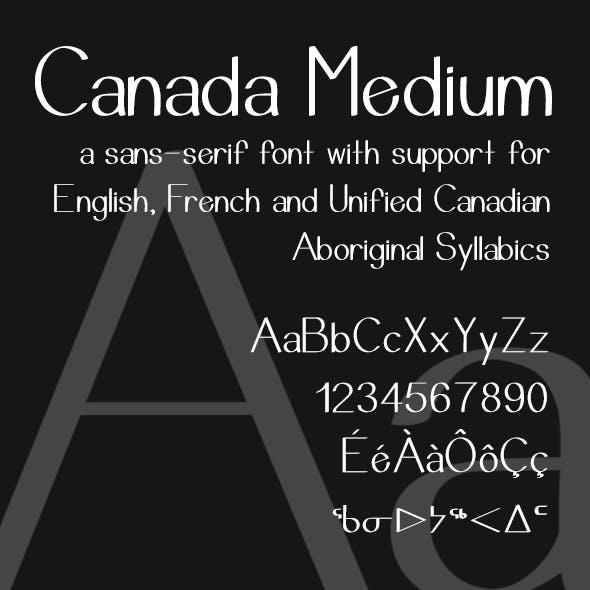 Canada Medium